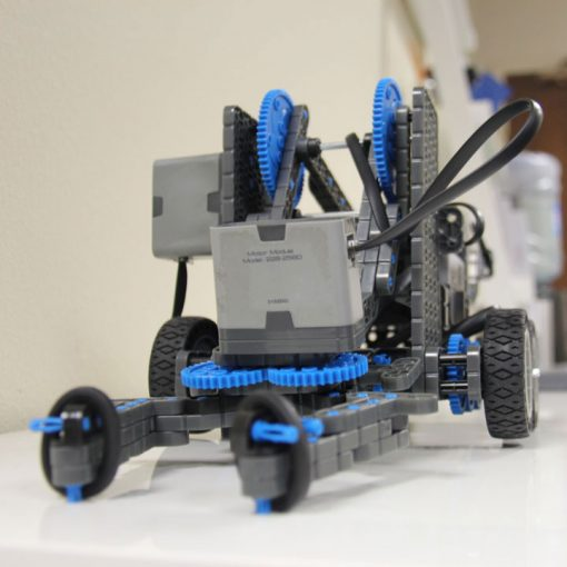 Intro to the VEX IQ Competition